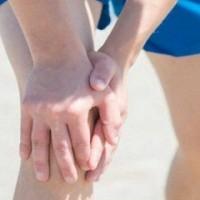 آمبولی در پا و ساق پا