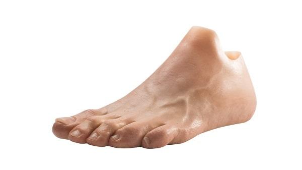 استفاده از پروتز پا