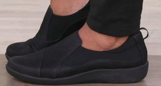 بهترین کفشها متناسب با شرایط قسمت پایین کمر