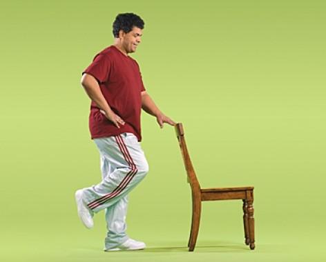 تمرینات تعادل