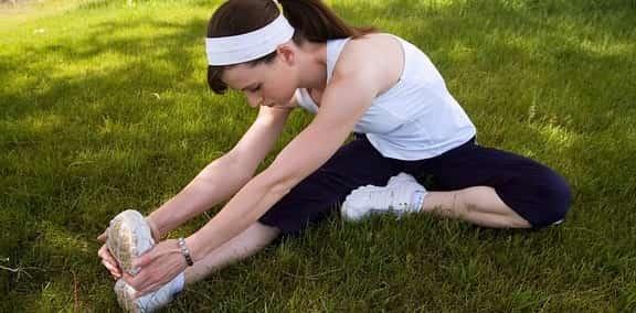 تمرین نشسته همسترینگ برای داشتن عضلات همسترینگ خوب