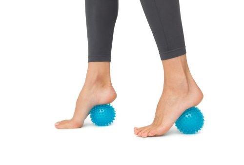 حرکات کششی و تقویتی پا