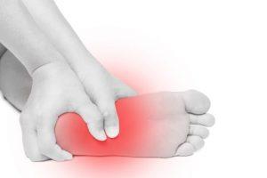 درمان التهاب فاسیای کف پا