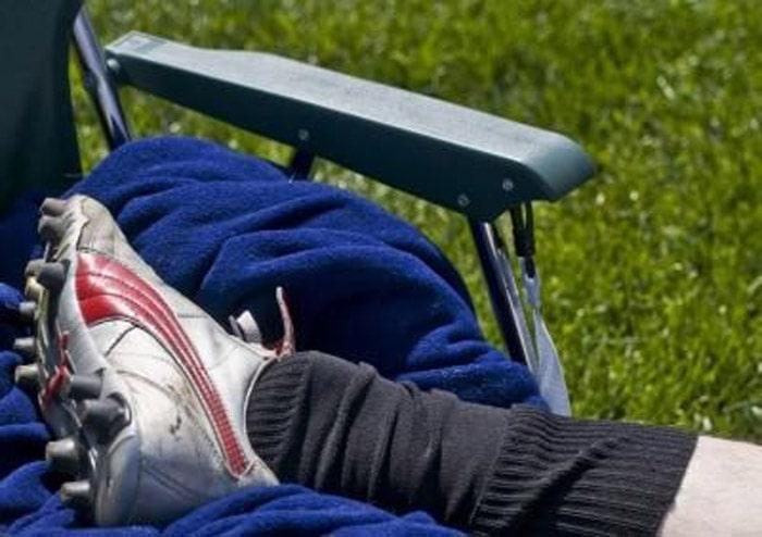 درمان دررفتگی مچ پا بدون جراحی