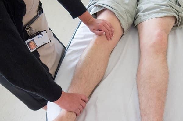 درمان فیزیوتراپی برای صدا دادن مفصل چگونه است؟