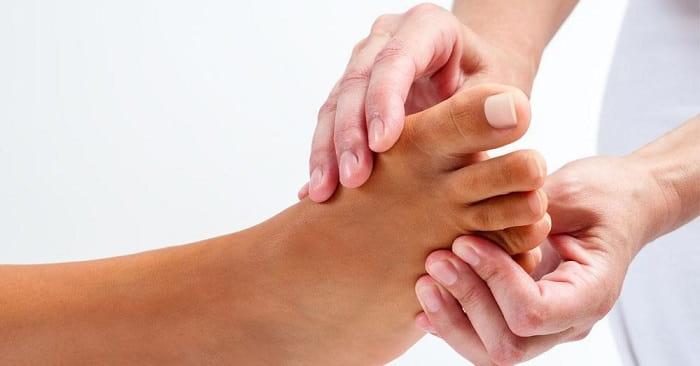 درمان انحراف شست پا (هالوکس والگوس)