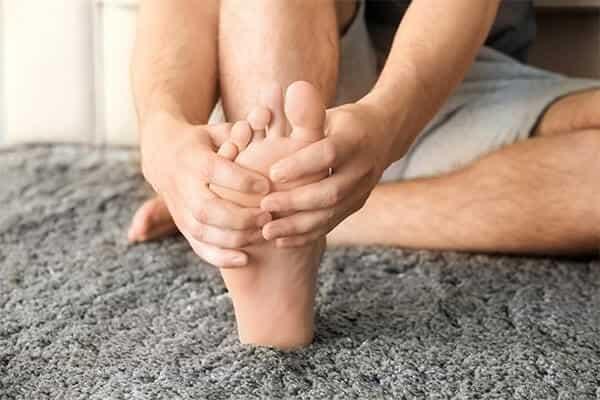 راههای دیگر درمان گودی کف پا-min
