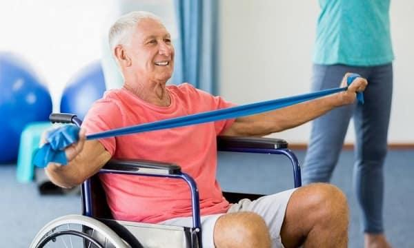 تحرک بدنی برای درمان آتروفی عضلانی