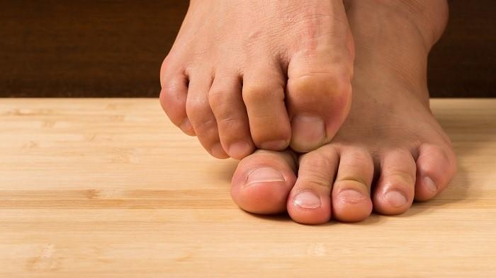 سوزش پا درمان سوزش عصب، ماهیچه و مفصل پا با فیزیوتراپی