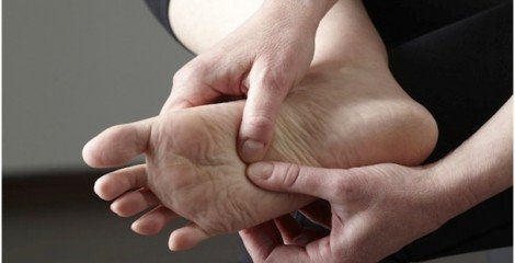 علت درد گودی کف پا