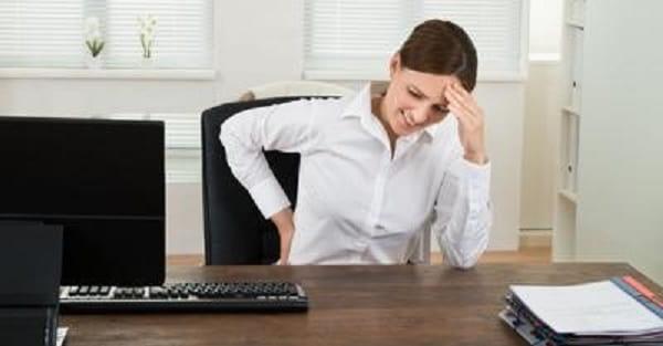 عوارض نشستن طولانی مدت