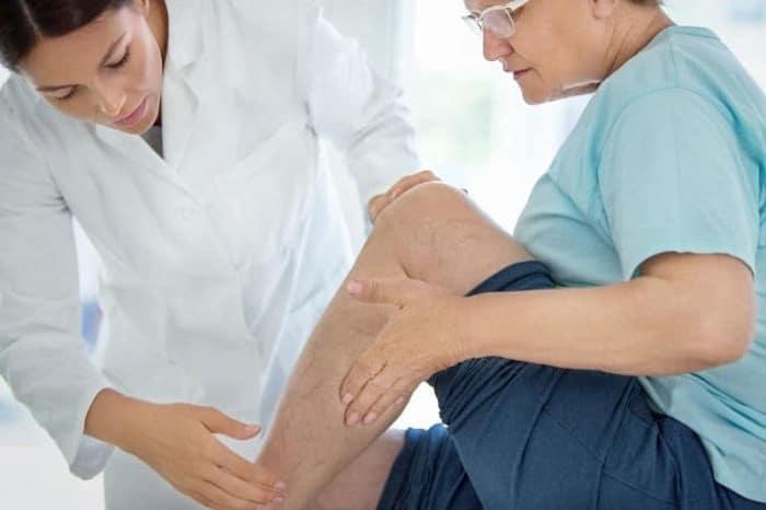 درمان ضعف پابا فیزیوتراپی
