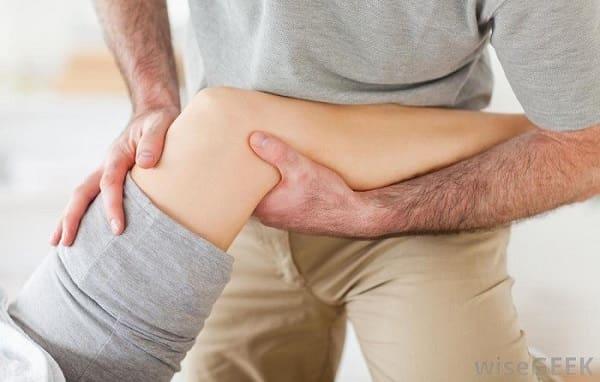 درمان زانوی ضربدری با فیزیوتراپی