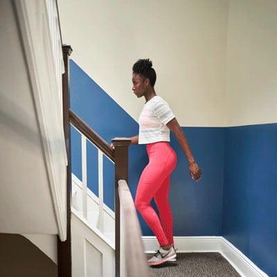 قدم برداشتن مناسب برای زانوی دوندگان
