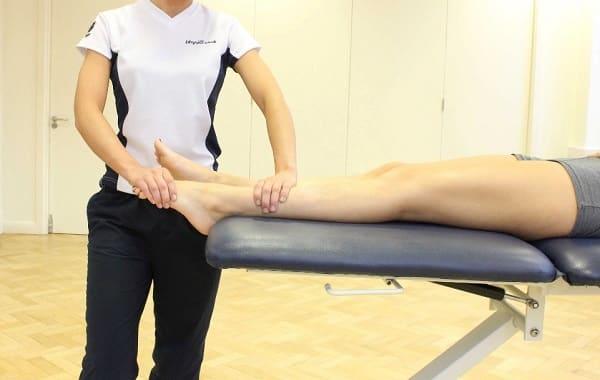 ماساژ ورزشی برای اصلاح اختلال عملکرد بیومکانیکی