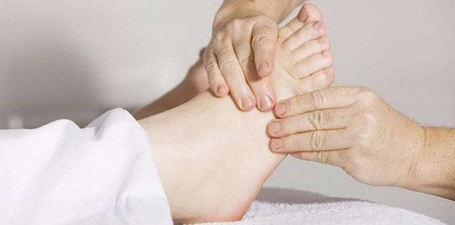 مراقبتهای بعد از عمل پا