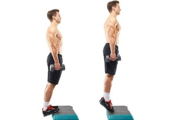 درمان پا درد با ورزش