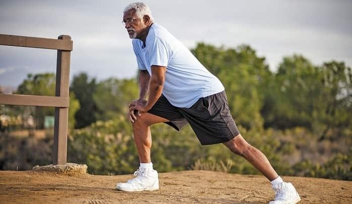 درمان درد کشاله ران با ورزش