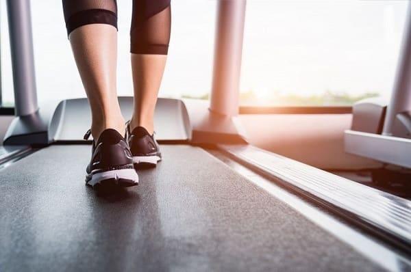 درمان پای پرانتزیبا ورزش کردن