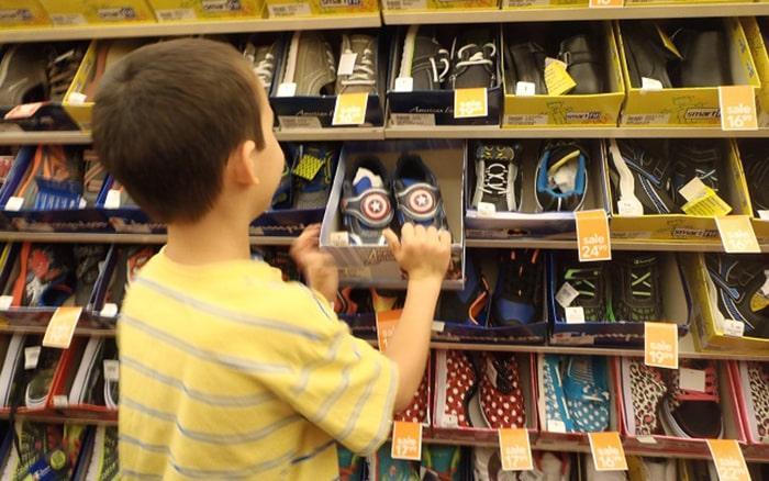 ویژگی های کفش طبی خوب برای کودکان