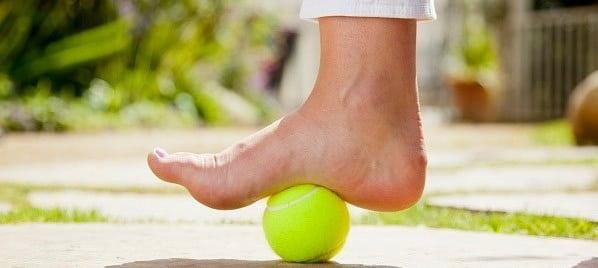 ورزش برای درمان خار پاشنه