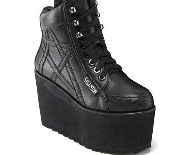 کفشهای لژ دار