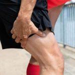 گرفتگی عضلات پشت ران پا