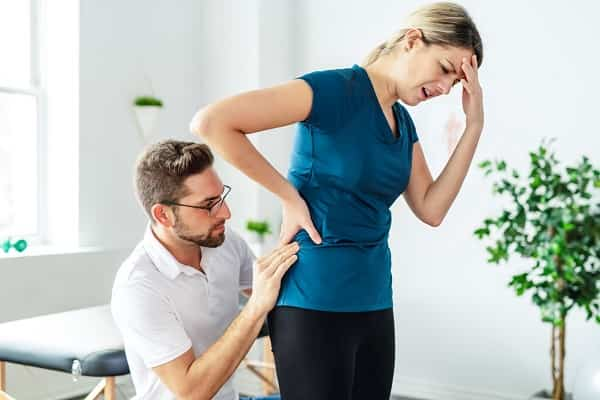 درمان درد لگن